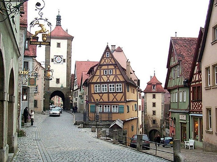 Impressions from Rothenburg